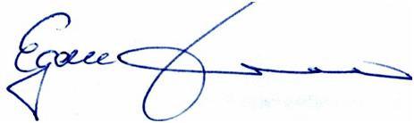 Unterschrift Egon